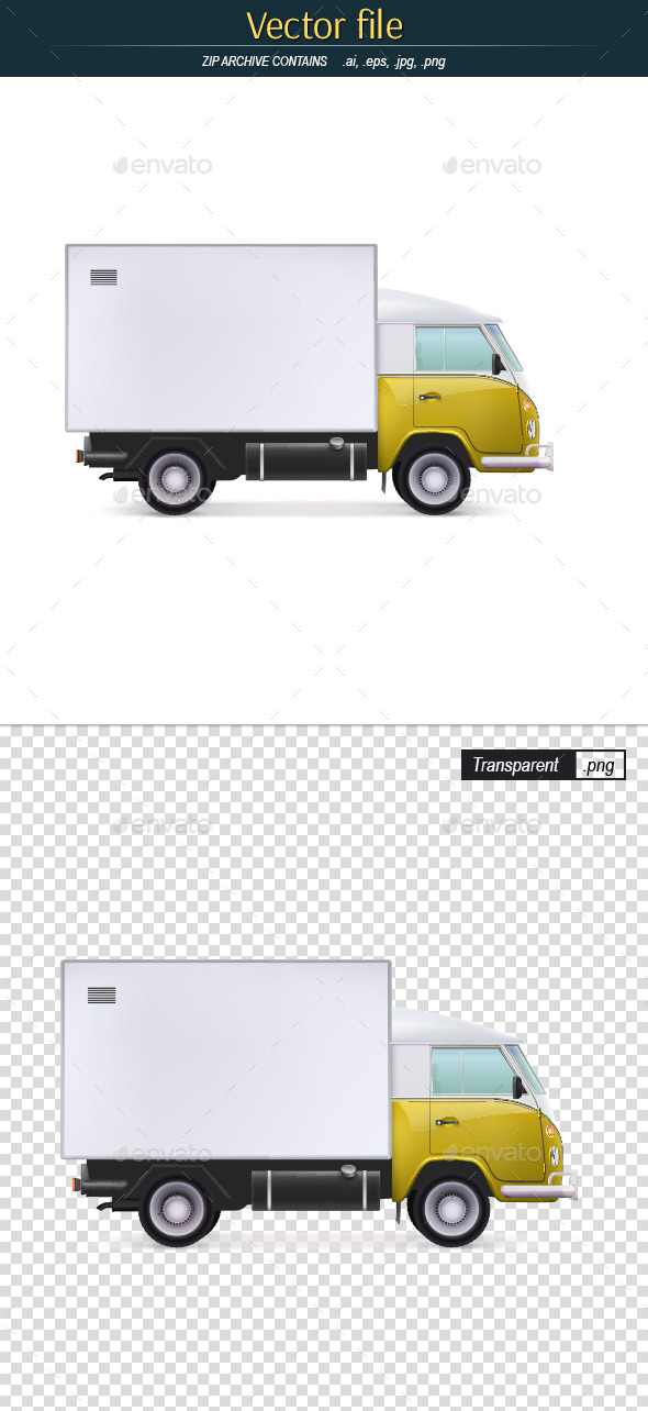 GraphicRiver Delivery Track on White Background 11761233