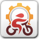 Bike Repair Logo