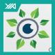 Fresh Eye - Herbal Healthcare Logo - GraphicRiver Item for Sale