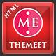 Themeet - Responsive Html Blog Template