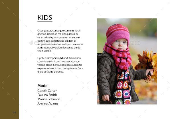 Indesign photography portfolio template by raseuki | GraphicRiver