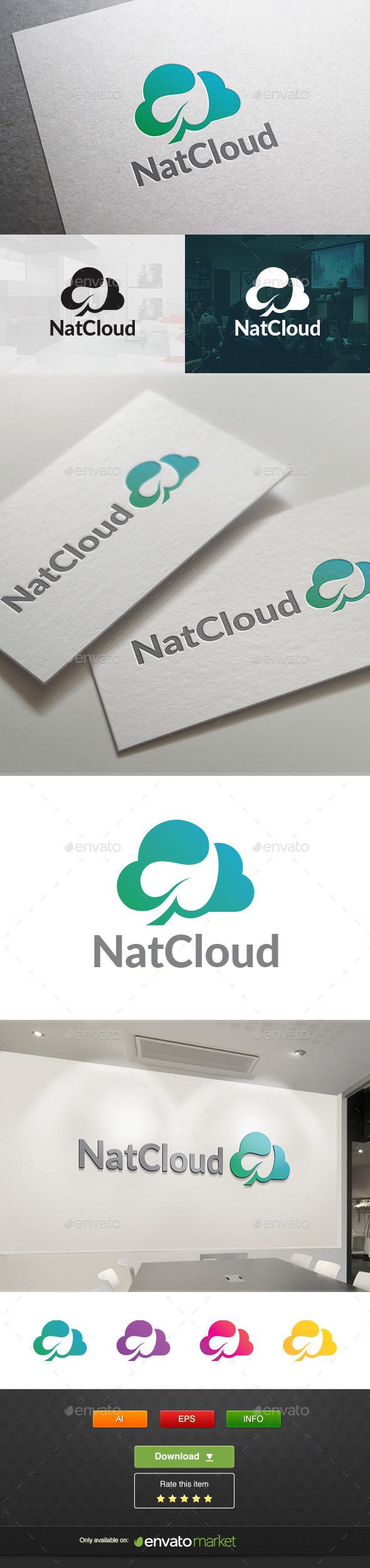 GraphicRiver Natcloud 11764802