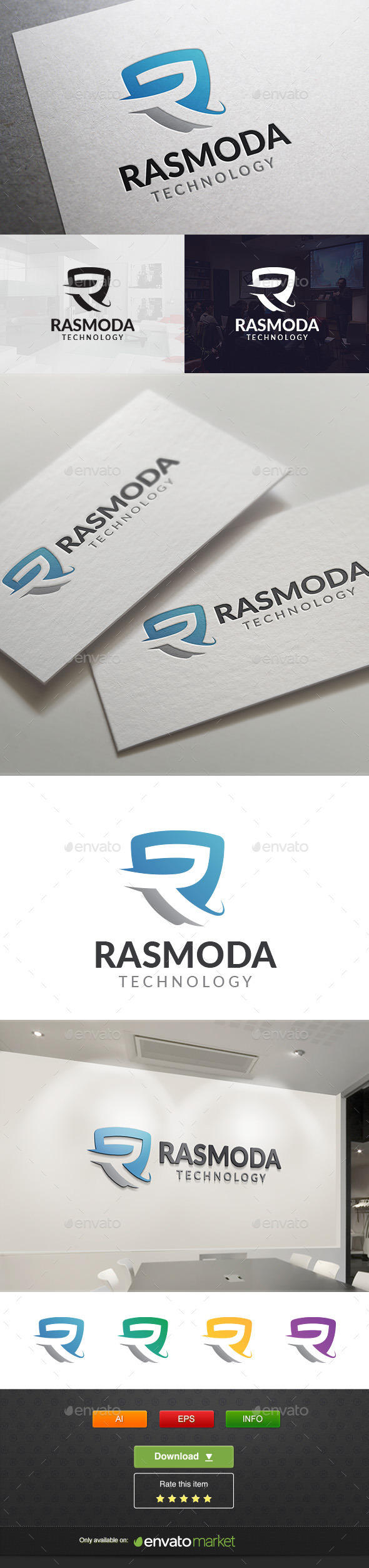 GraphicRiver Rasmoda 11764840