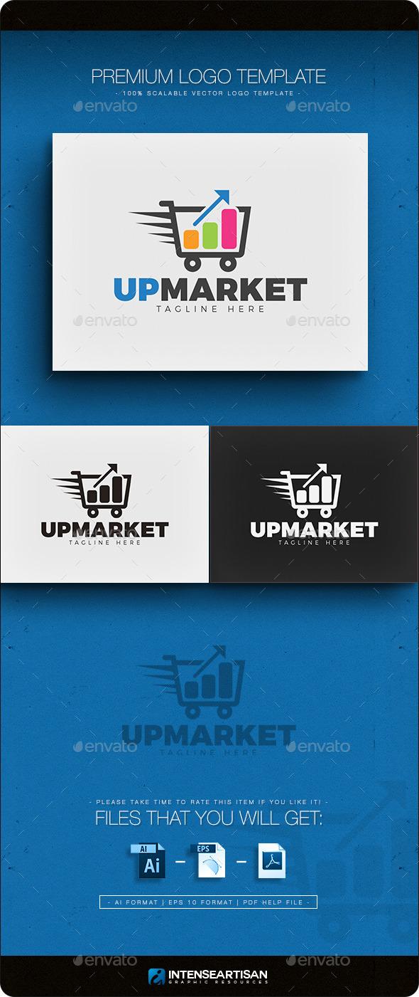 GraphicRiver Upmarket Logo 11765710