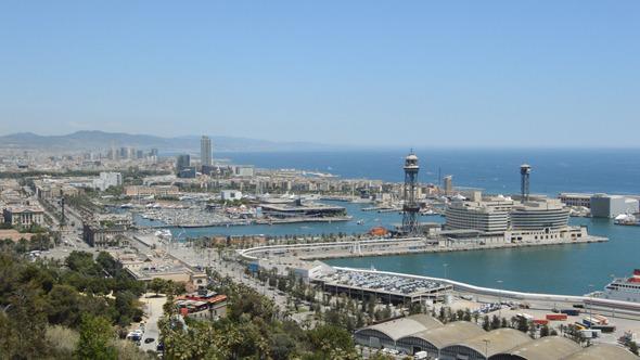 Barcelona Shore