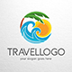 Travel Logo Template - GraphicRiver Item for Sale