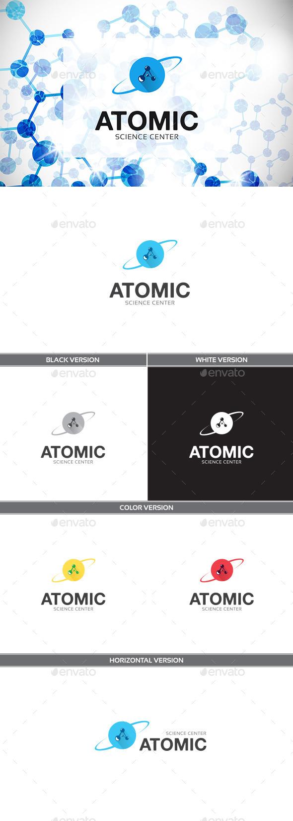 GraphicRiver Atomic 11767468