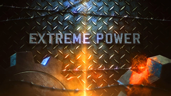 Power Extreme Epic Intro Titles