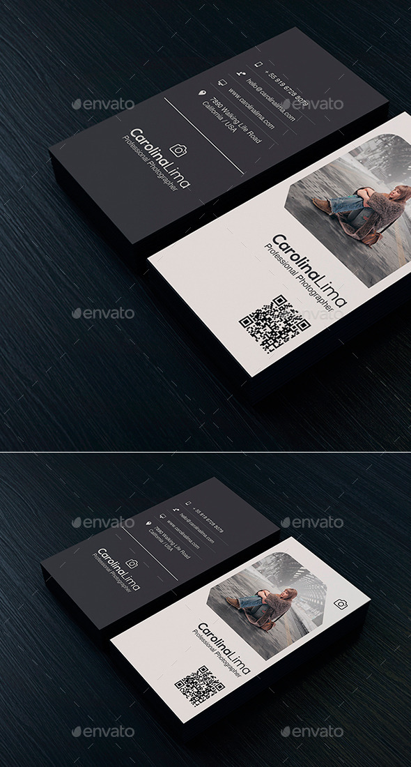 GraphicRiver Business Card Vol 21 11768304