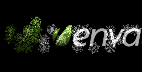 After Effects Project - VideoHive Atomic Flash Winter Edition 144442