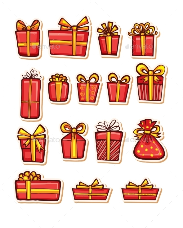 GraphicRiver Gifts 11768651