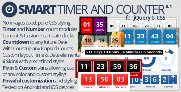 Download Smart Timer And Counter nulled download