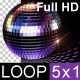 Colorful Disco Ball Pack 02 - VideoHive Item for Sale