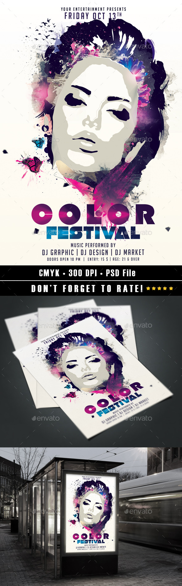 GraphicRiver Color Festival v2 11769636