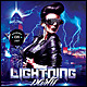 Lightning Party Poster/Flyer - GraphicRiver Item for Sale