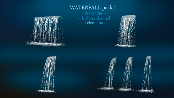 Waterfall Pack 2