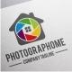 Photograph Home Logo - GraphicRiver Item for Sale