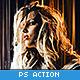 Artista - Mixed Media Art Photoshop Action