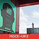 Urban Poster / Billboard Mock-ups - Huge Edition