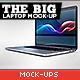 The Big Laptop Mock-up