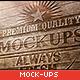 Trendy Logo Mockup - 8 Smart Templates