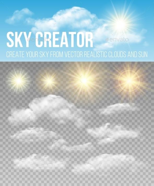 GraphicRiver Sky Creator 11771303