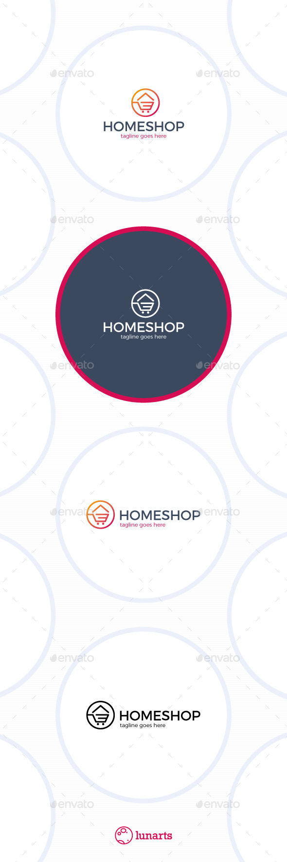 GraphicRiver Home Shopping Logo 11771487