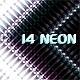 Neon Fashion Lights VJ Backgrounds - 14 Pack - VideoHive Item for Sale