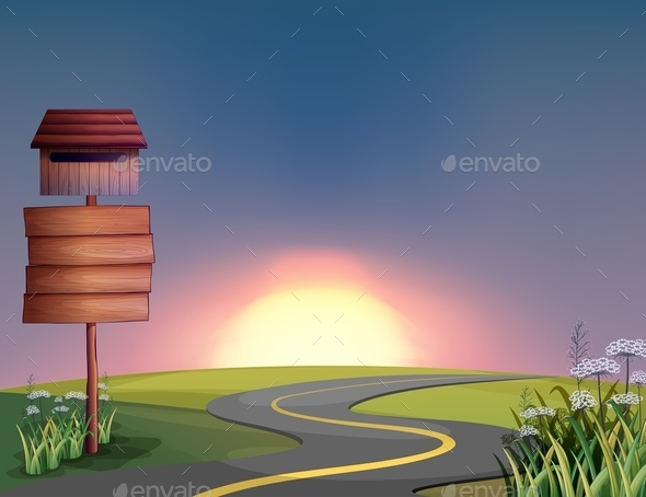GraphicRiver Sunset 11772949