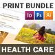 Health Care Print Bundle - GraphicRiver Item for Sale