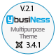 YbusiNess - Responsive Joomla Business Template - ThemeForest Item for Sale