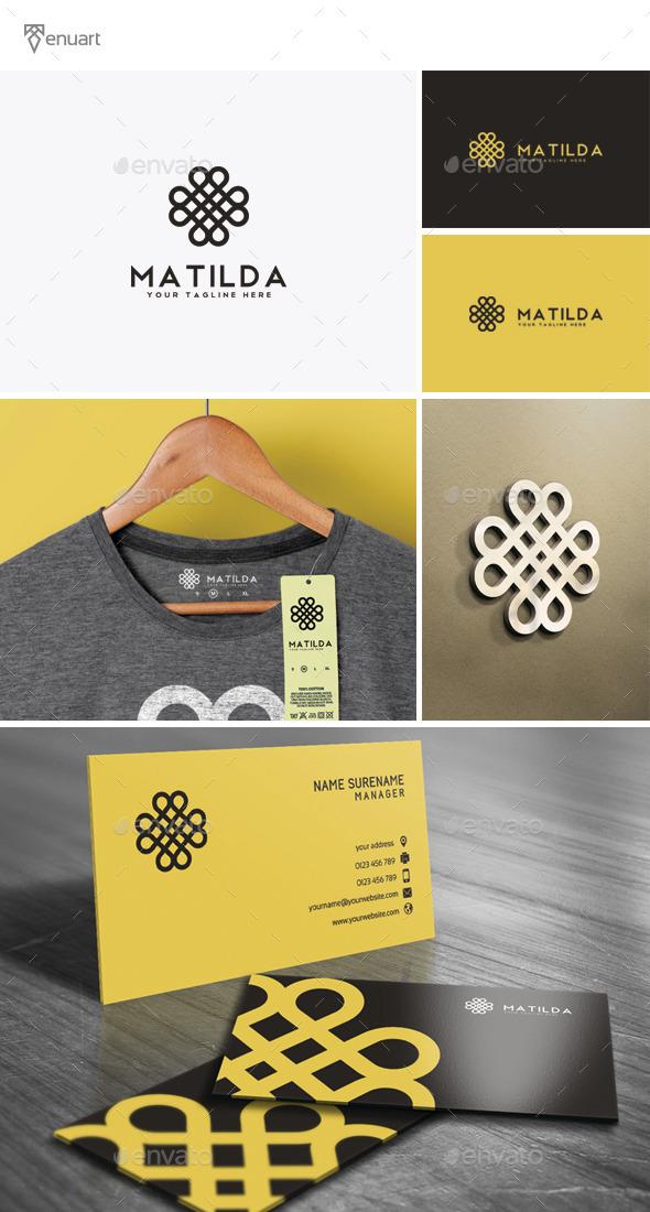 GraphicRiver Matilda Logo 11773289