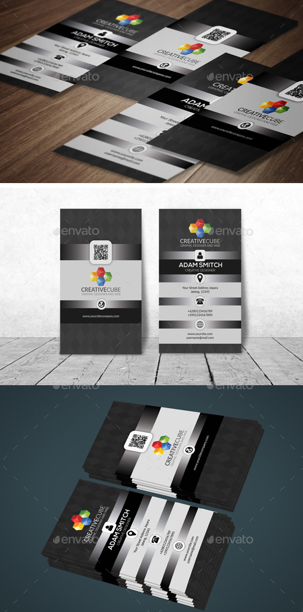 GraphicRiver Klasik Business Card 11773651