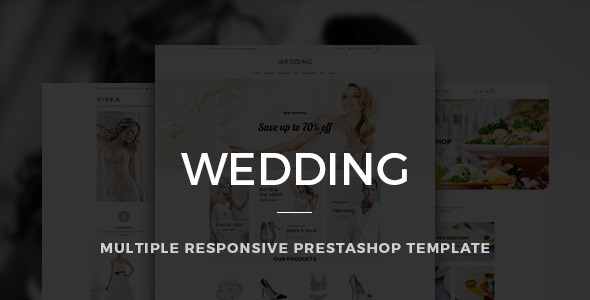 ThemeForest Leo Wedding Prestashop Theme 11773725