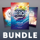 Summer Flyer Bundle Vol.10 - GraphicRiver Item for Sale