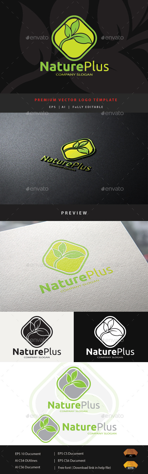 GraphicRiver Nature Plus 11774035