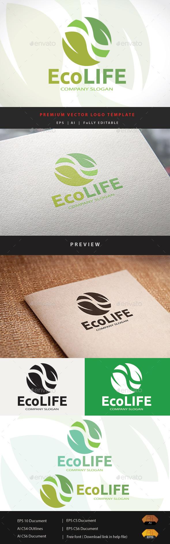 GraphicRiver Eco Life 11774056