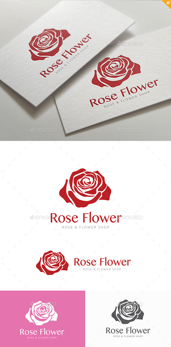 GraphicRiver Rose Flower Shop 11774519
