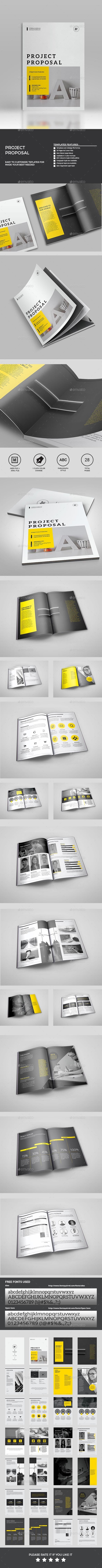 GraphicRiver Proposal 11774520