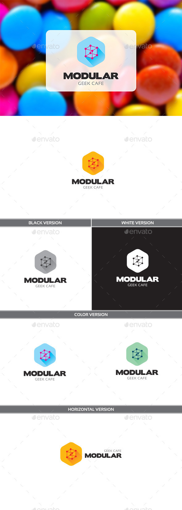 GraphicRiver Modular 11774739