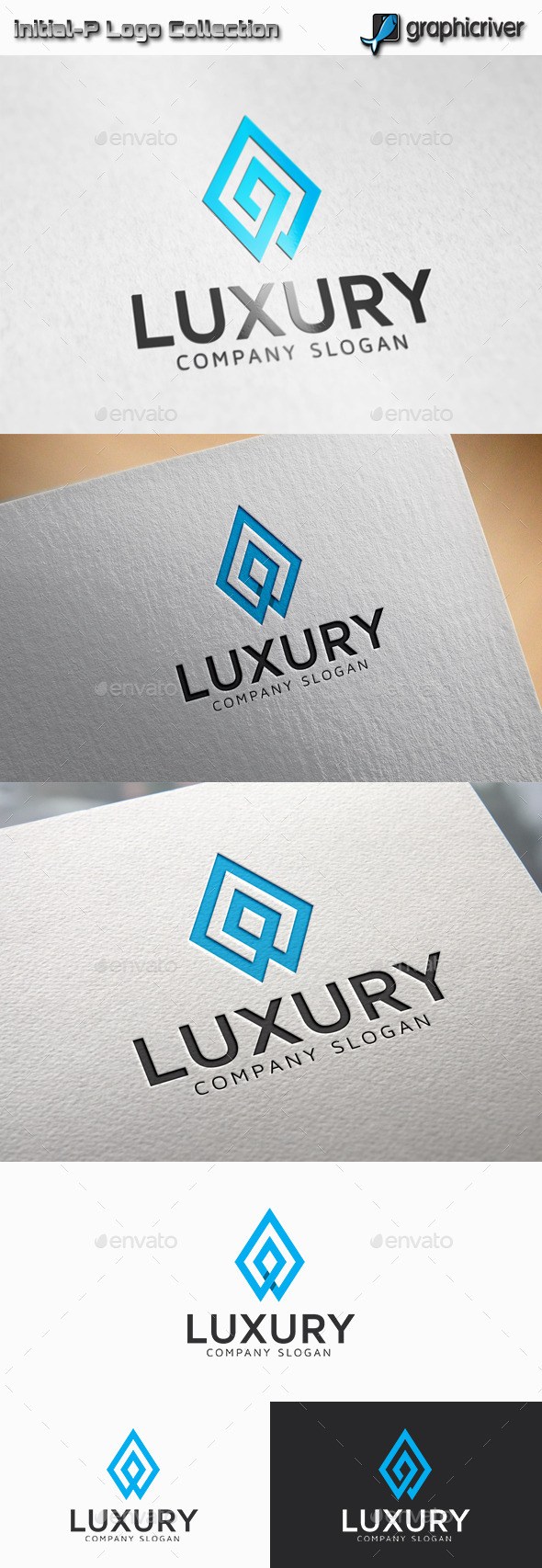GraphicRiver Luxury logo 11775059