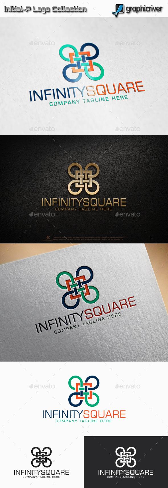 GraphicRiver Infinity square logo 11775137