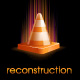 Orange Cone - GraphicRiver Item for Sale