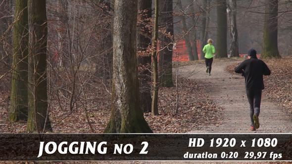 VideoHive Jogging No.2 11551058