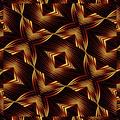 Geometric Futuristic Dynamic Pattern - PhotoDune Item for Sale
