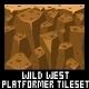 Wild West Tileset