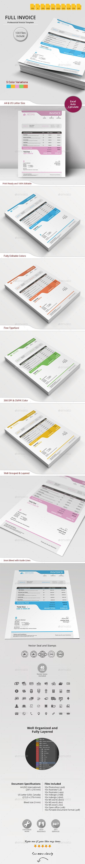 GraphicRiver Invoice 11778374