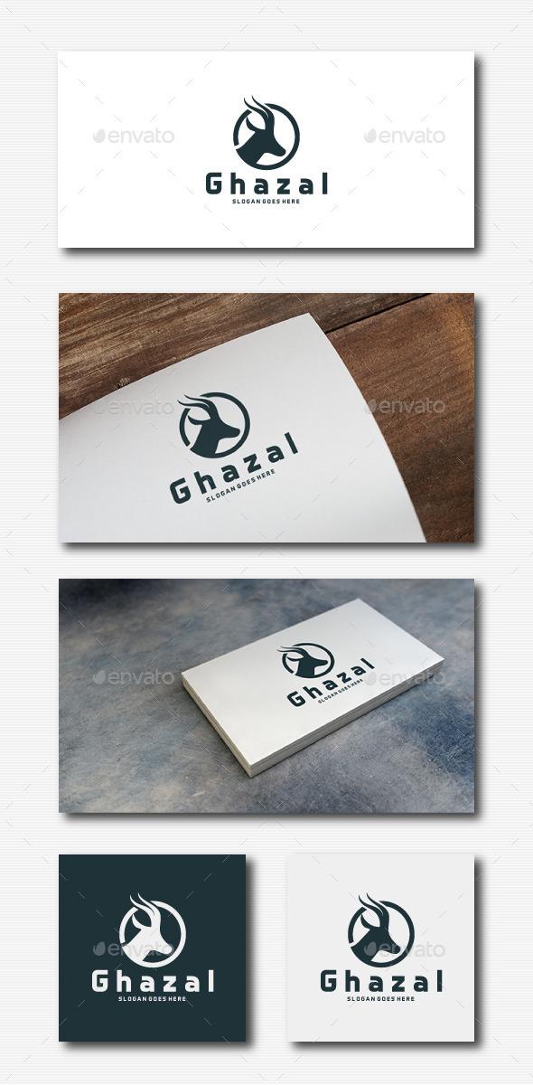 GraphicRiver Ghazal Logo 11778382