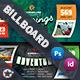 Adventure Billboard Templates - GraphicRiver Item for Sale