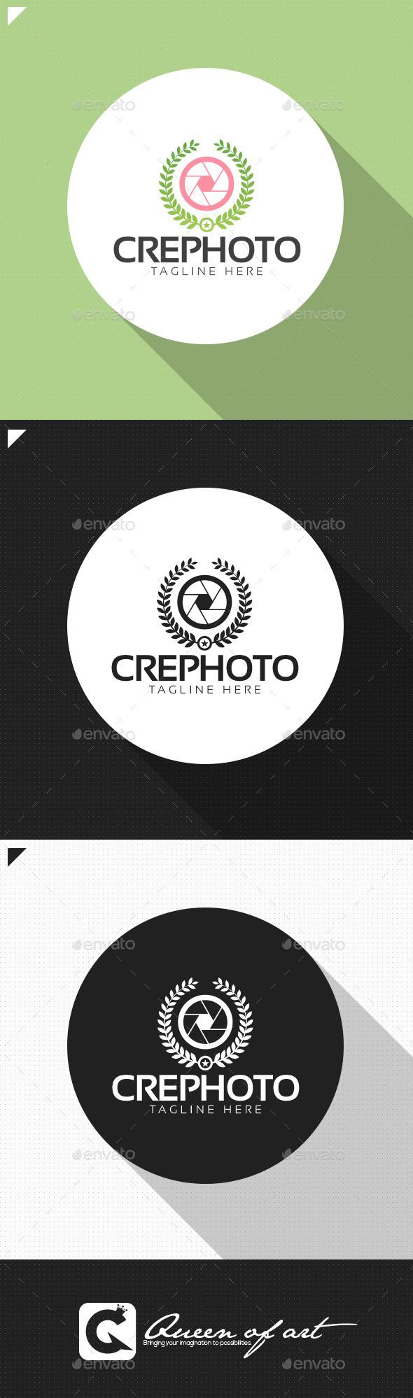 GraphicRiver Crephoto Logo 11778849